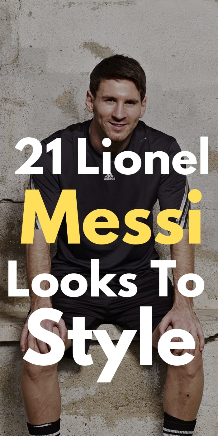 21 Lionel Looks To Style