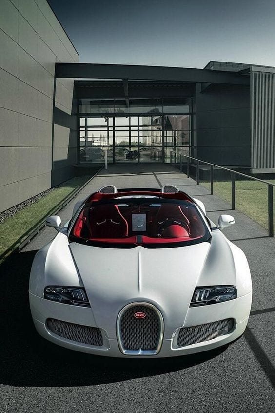 BUGGATI FOR WOMAN