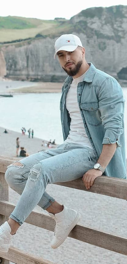 Cool Pastel Colour Outfit Ideas For Men 2019
