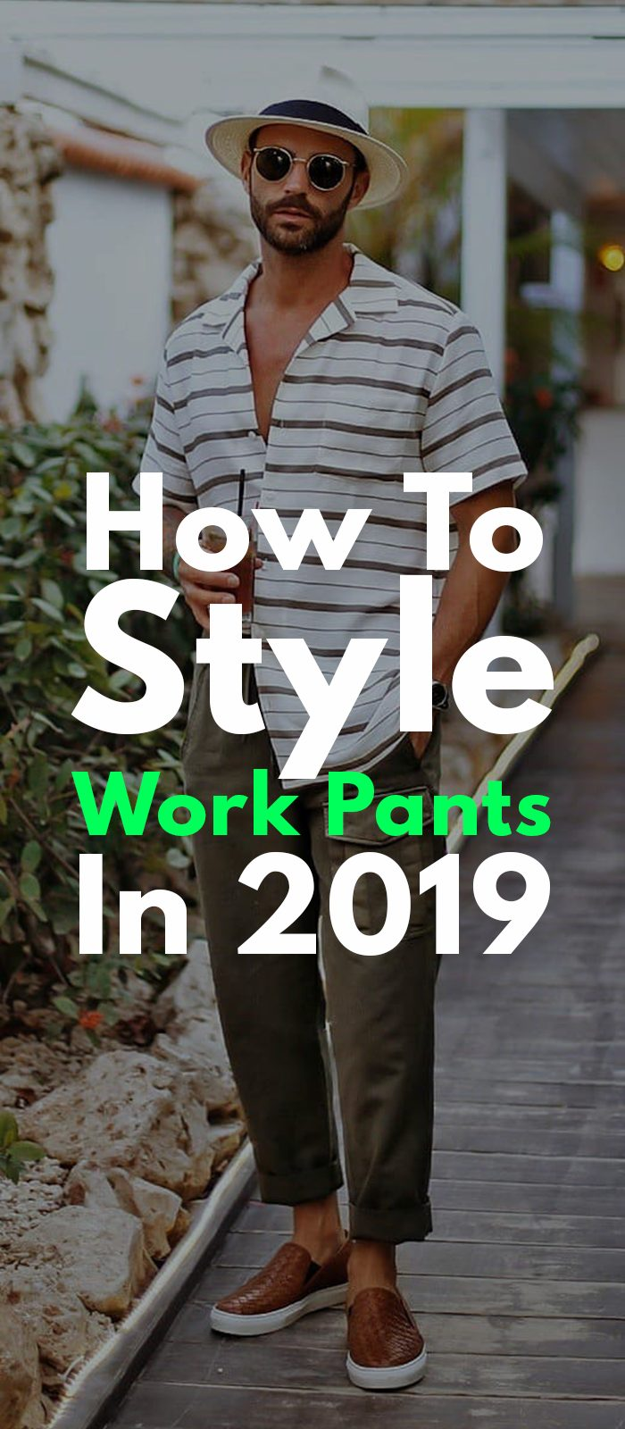 How To Style Work Pants In 2019!