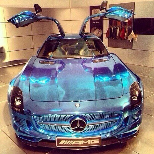MERC AMG FOR WOMEN