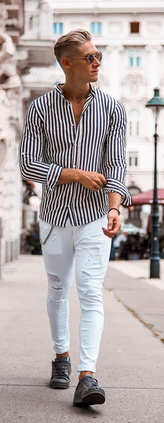 Simple Men's Style For 2019