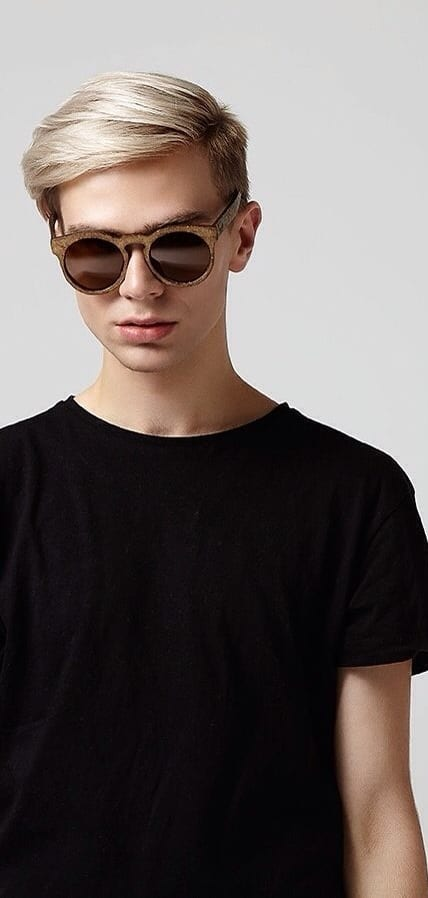 Stunning Hemp Sunglasses For Men 2019