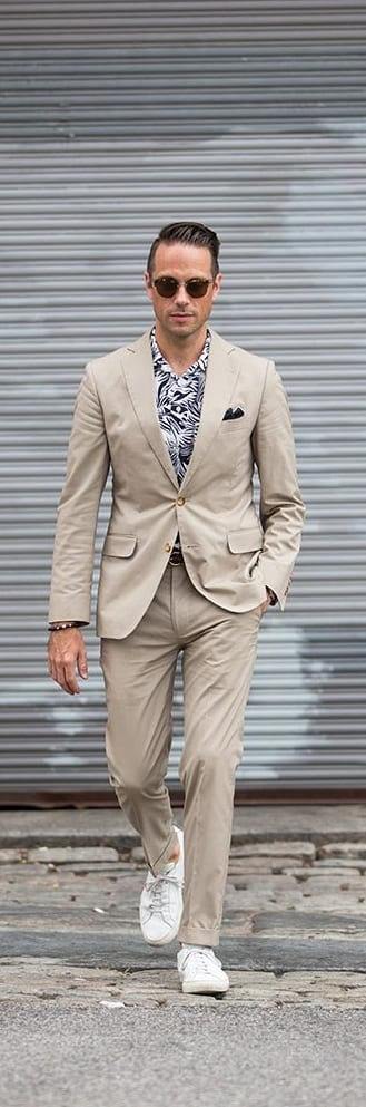 Summer Suits For Men
