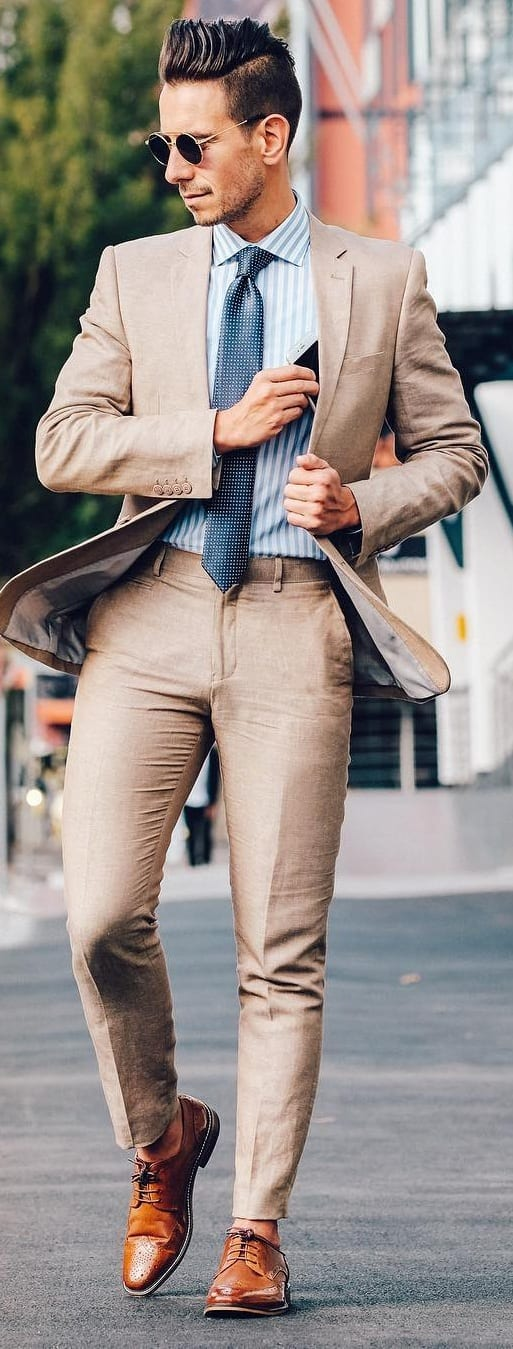 Summer Suits Ideas For Men