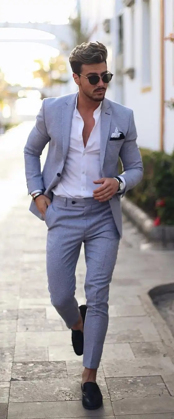 Wedding Outfits For Men.13 Summer Wedding Outfit Ideas You Ll Want To Steal