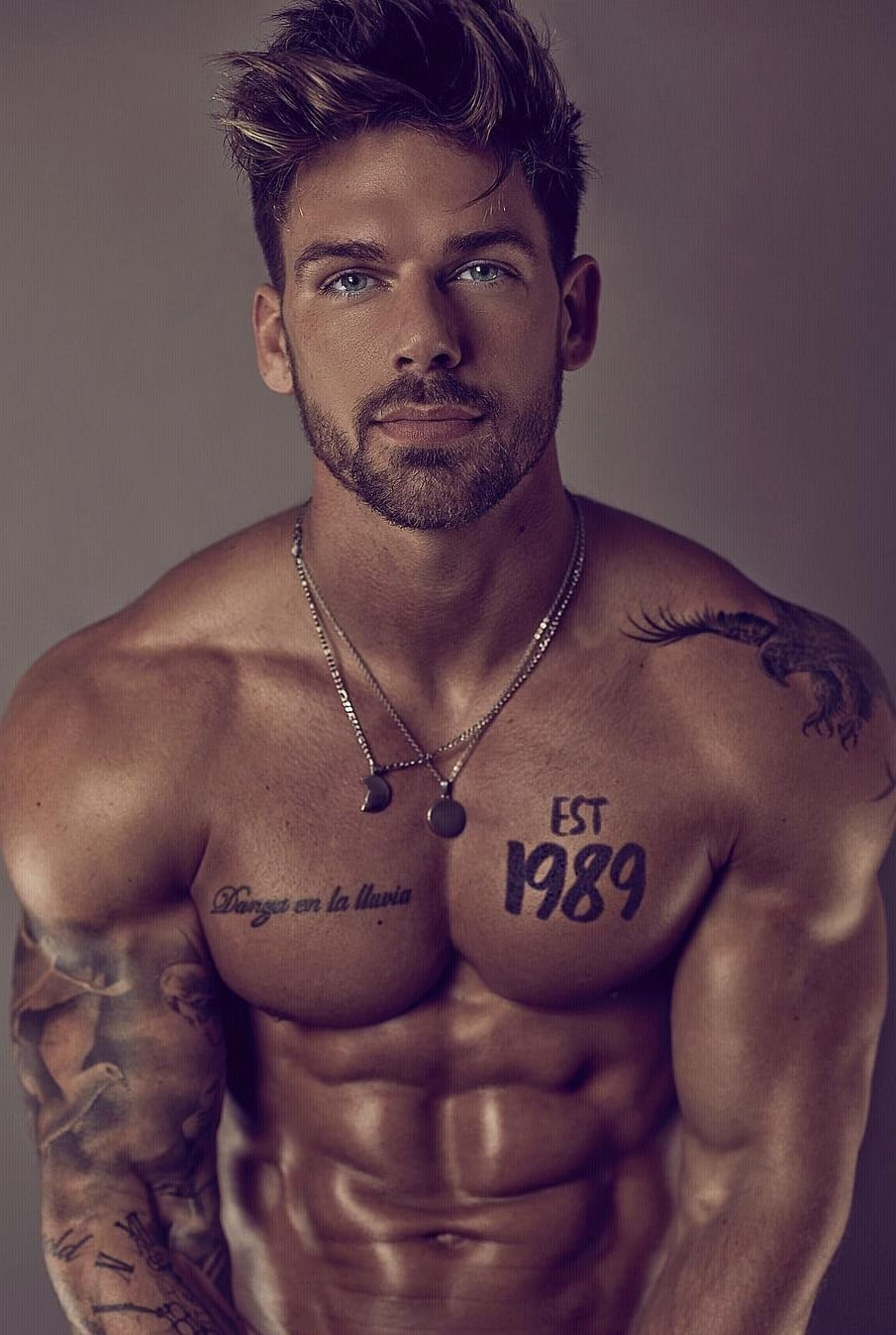 Trendy Tattoo Designs For Men
