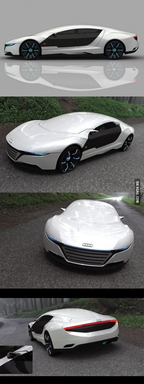 Audi A9 Design Concept Car
