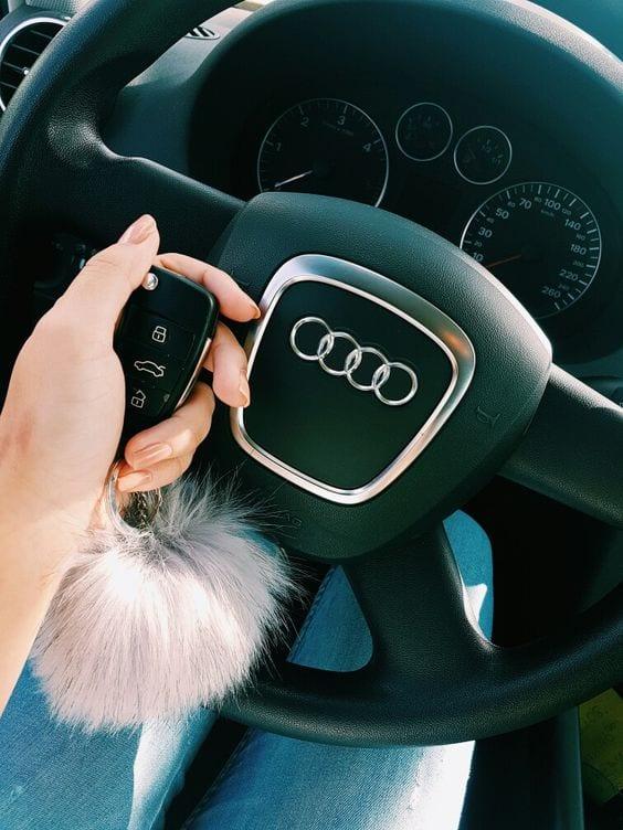 Audi Car Keys For Women