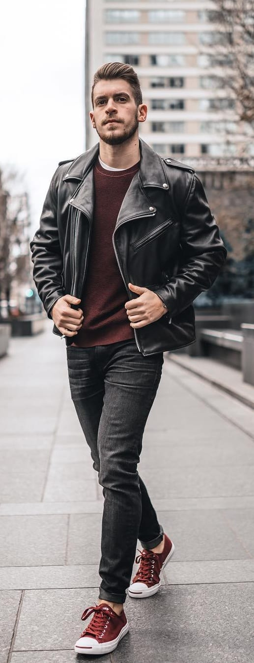 Best Biker Jackets For Men