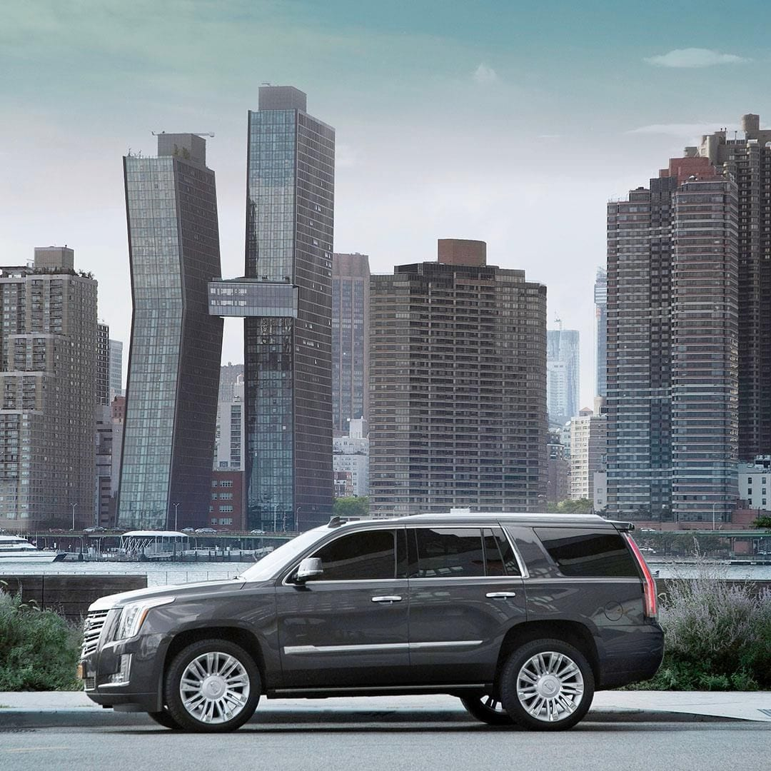 CADILLAC CROSSOVER AND SUV