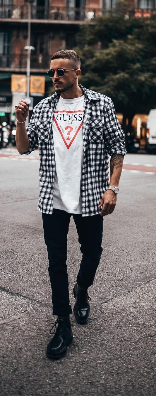 Cool Summer Outfits For Men