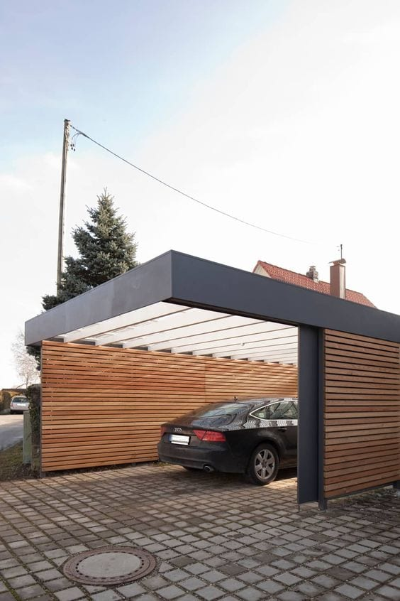 GARAGE FOR CAR OUTDOOR