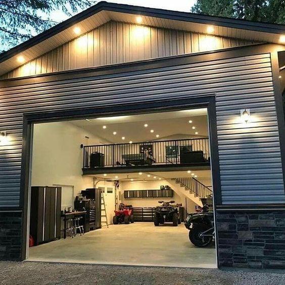 GARAGE FOR CARS