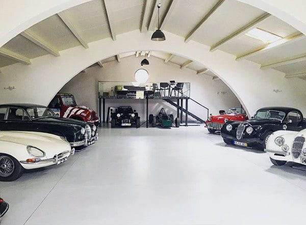 GARAGE FOR CLASSIC CARS