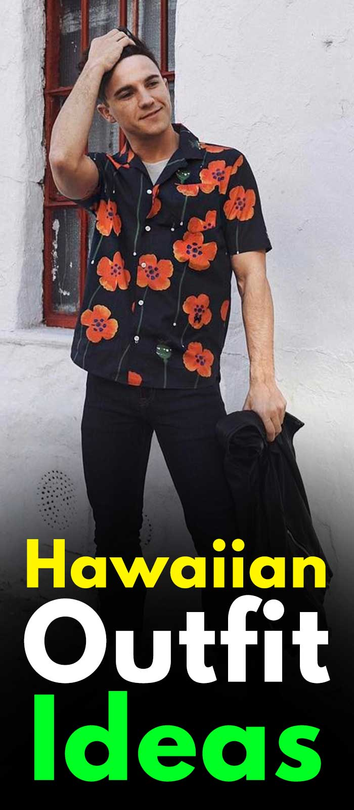 Hawaiian Outfit Ideas