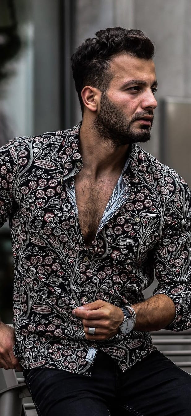 Hawaiian Shirt For Men In 2019