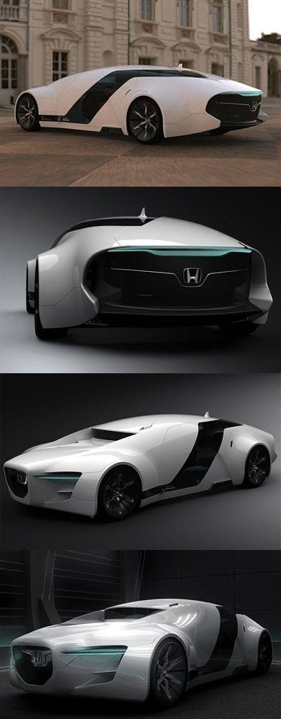Honda Zeppelin CONCEPT CAR