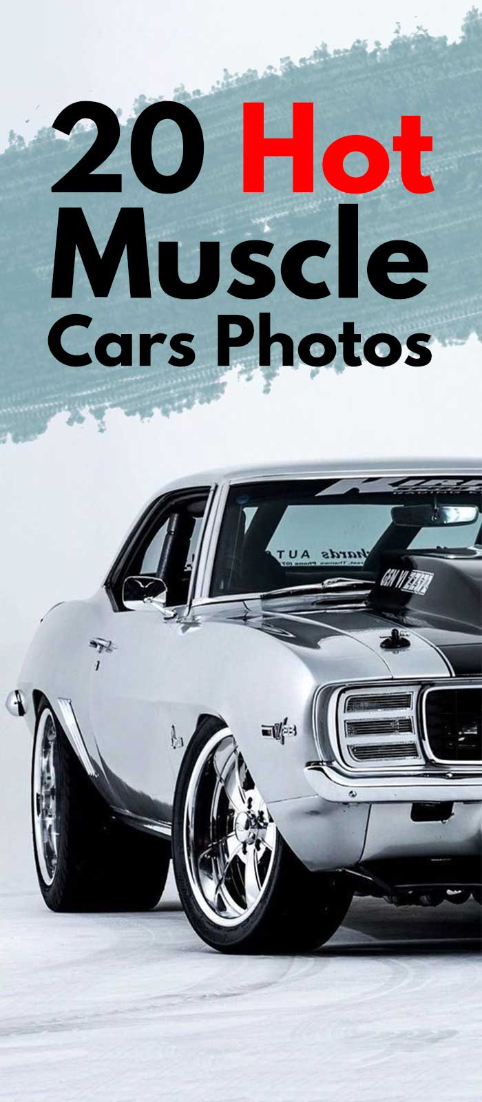 Hot Muscle Cars Photos.