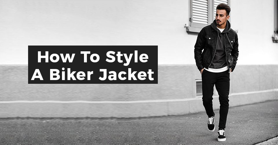 How To Style A Biker Jacket!