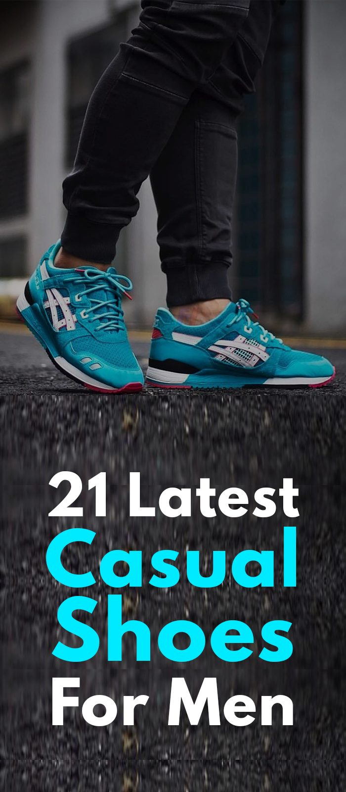 Latest Casual Shoes For Men