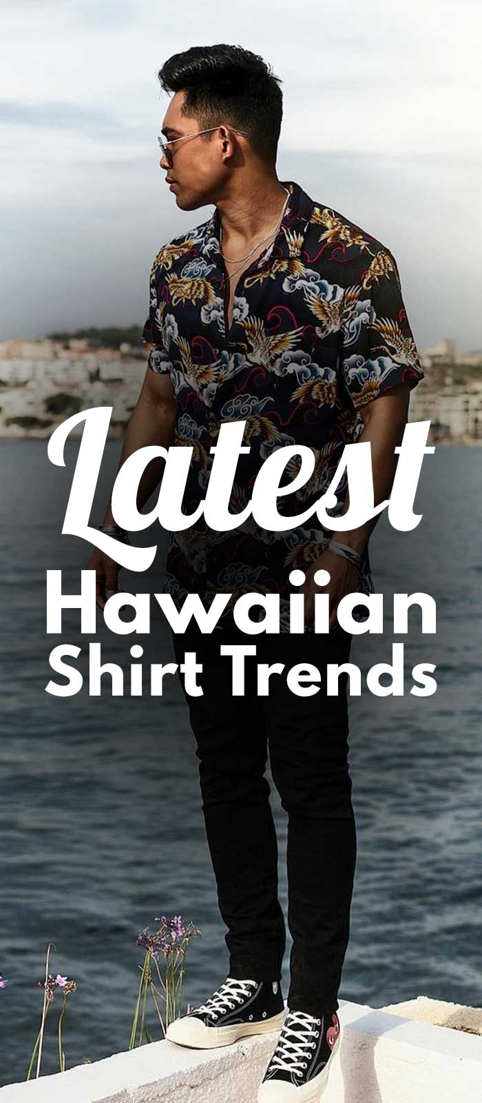Latest Hawaiian Shirt Trends.
