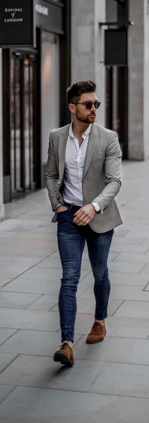 Perfect Office Wear Ideas For Men