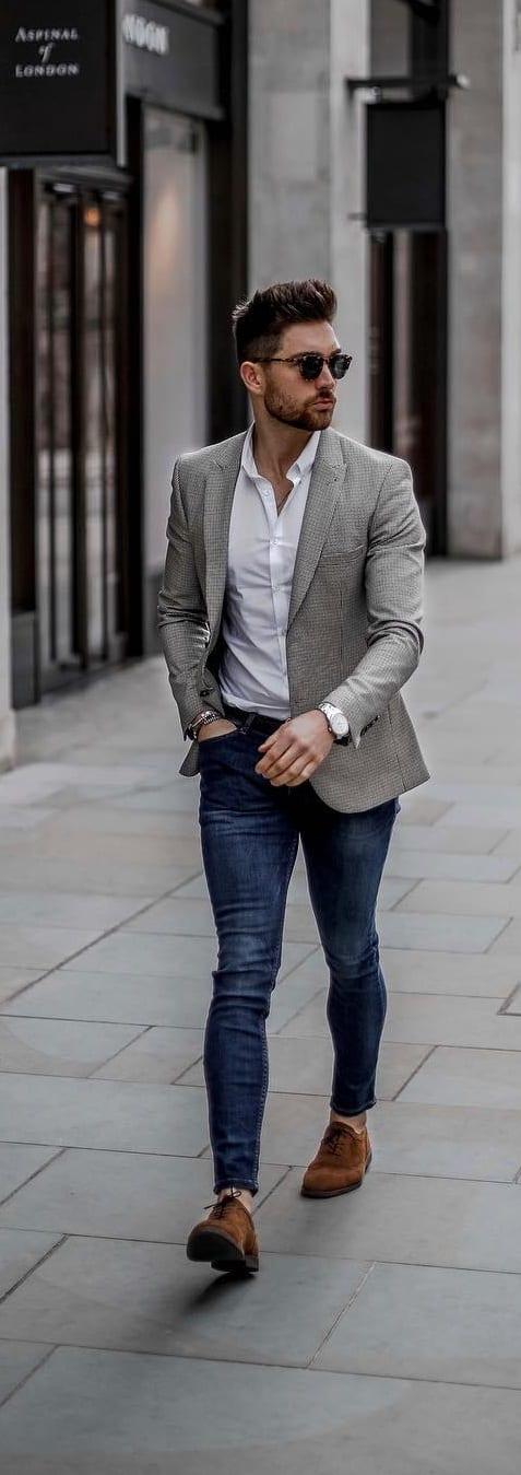 Perfect Office Wear Ideas For Men