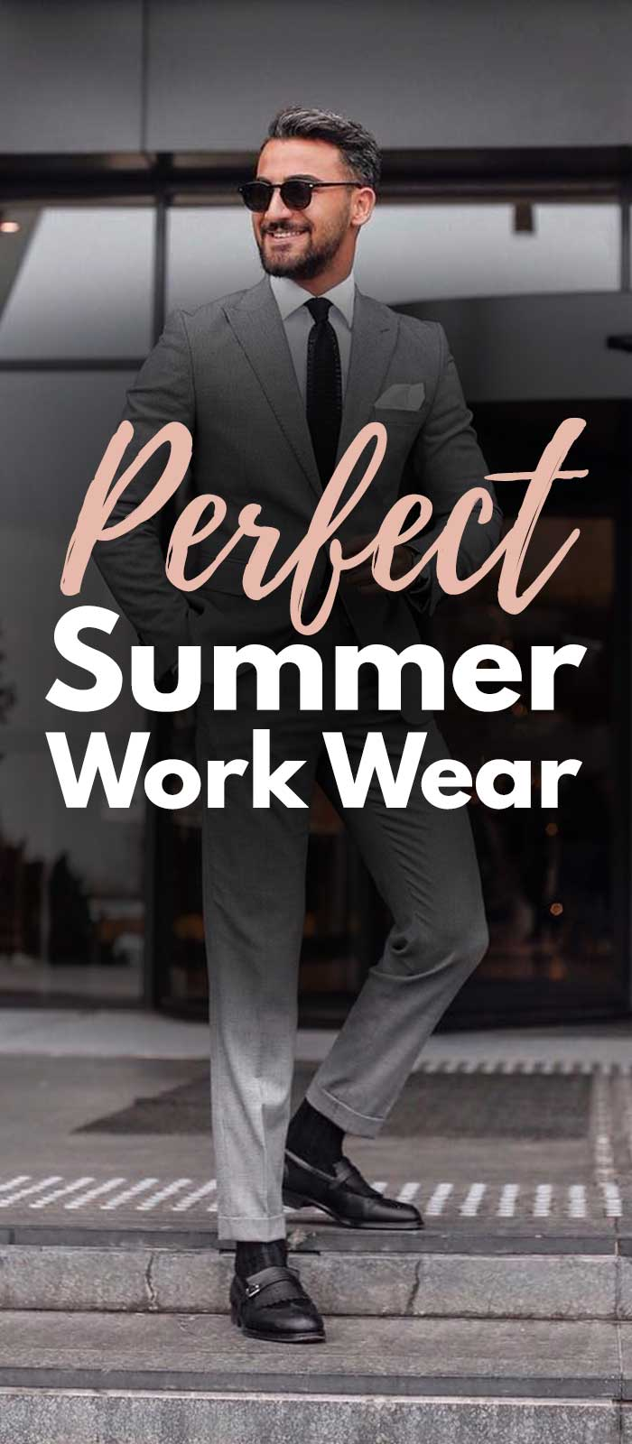 Perfect Summer Work Wear