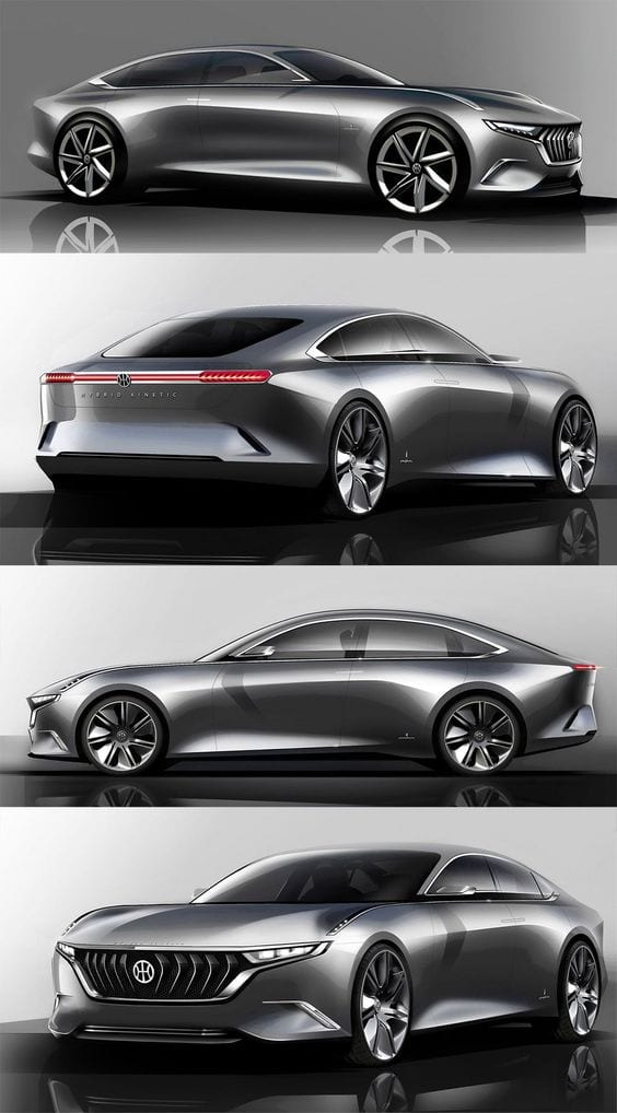 Pininfarina H600 Concept CAR