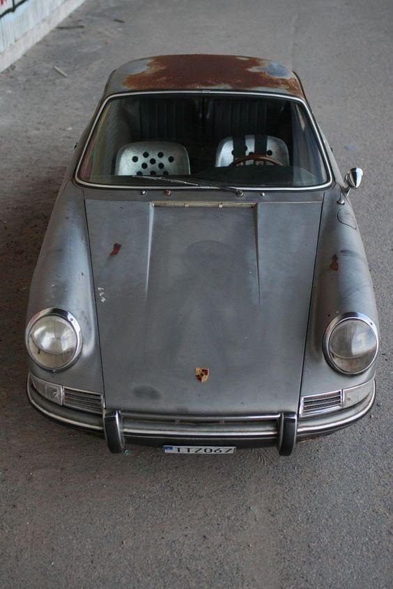 Porsche 912 VINTAGE CAR