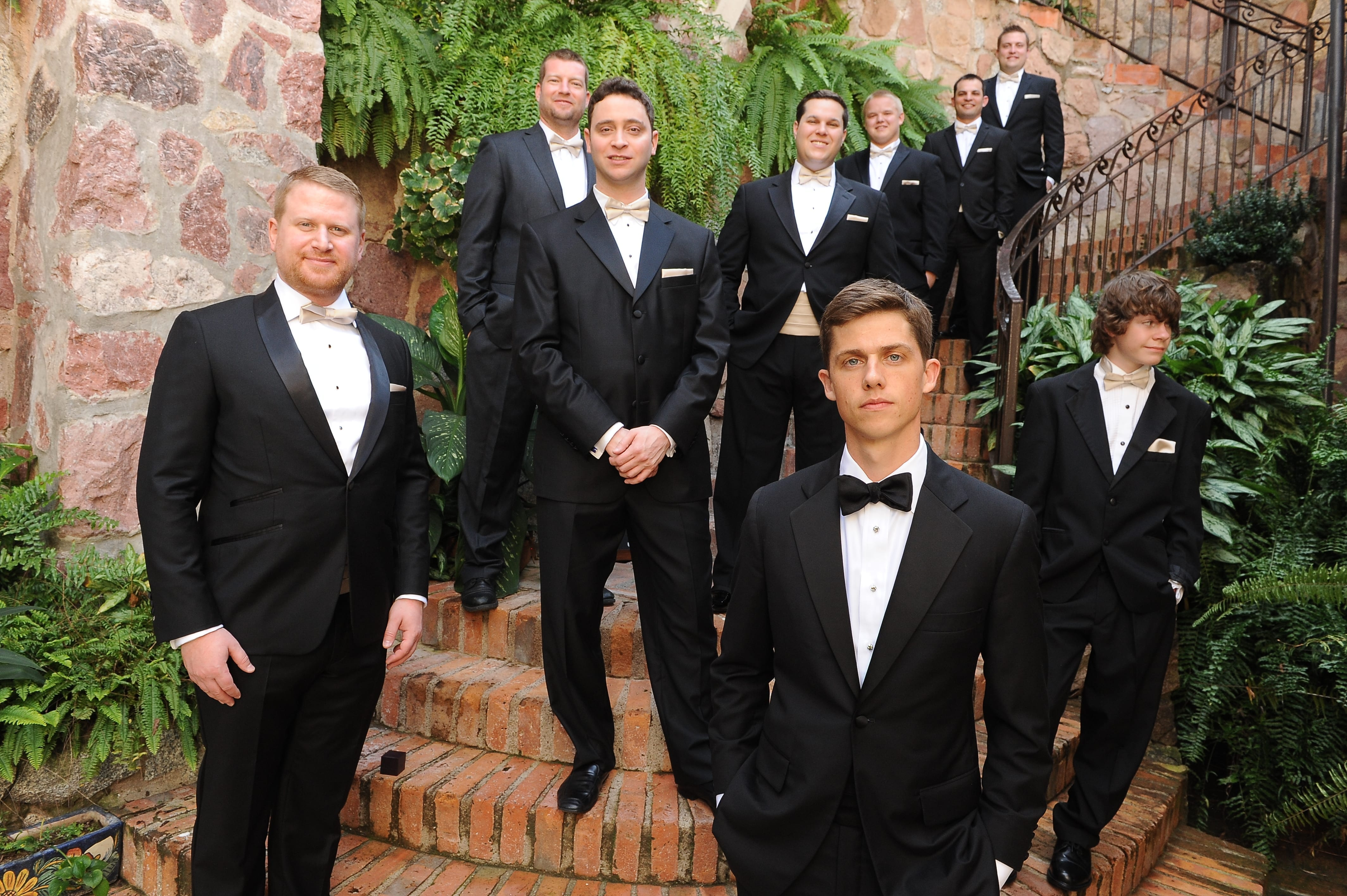 Stylish Groomsmen Outfit Ideas