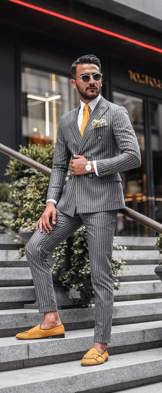 Stylish Summer Work Wear For Guys