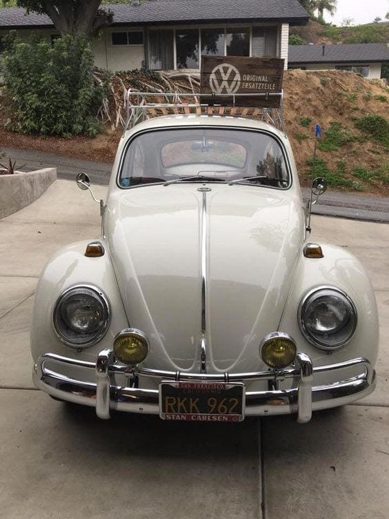 Vw beetle CAR