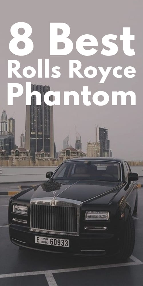 23 Best Rolls Royce Phantom For Him!
