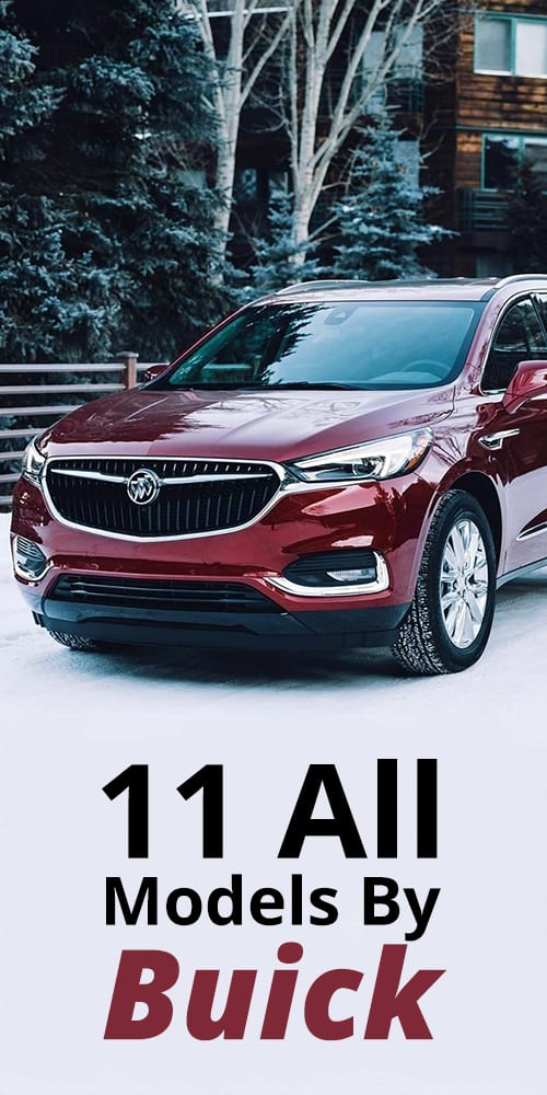 All Models By Buick Photos