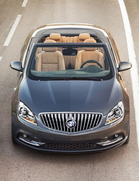 Buick Cascada Convertible Wallpaper