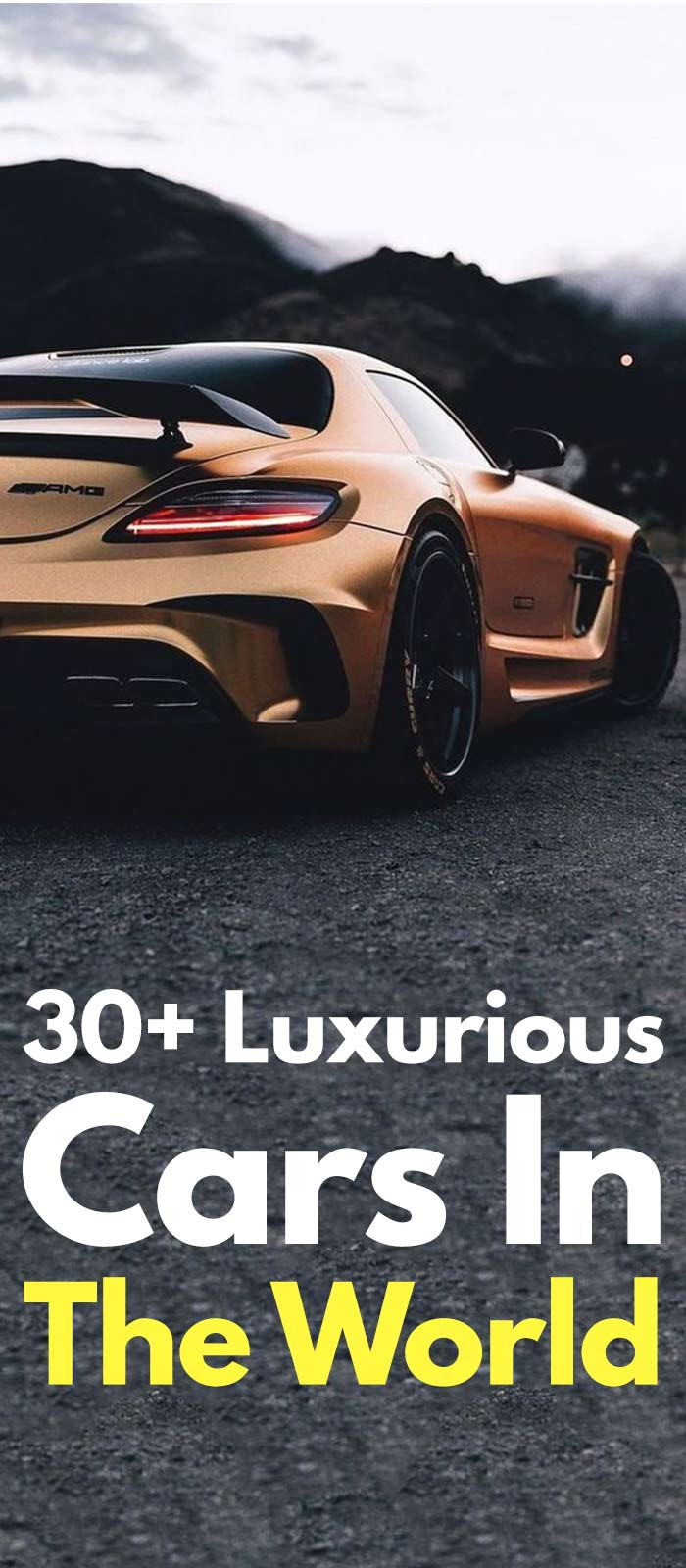 Luxurious Cars In The World.