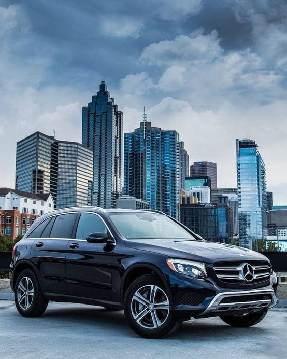 MERCEDES GLC SUV CITY
