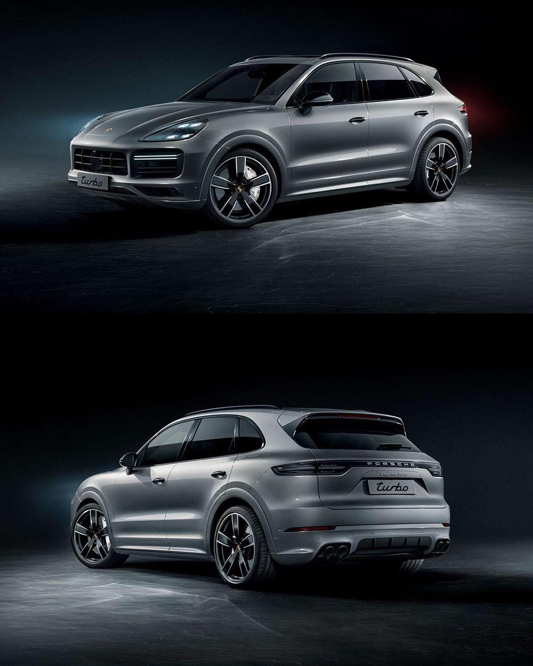 PORSCHE CAYENNE TOURBO CAR