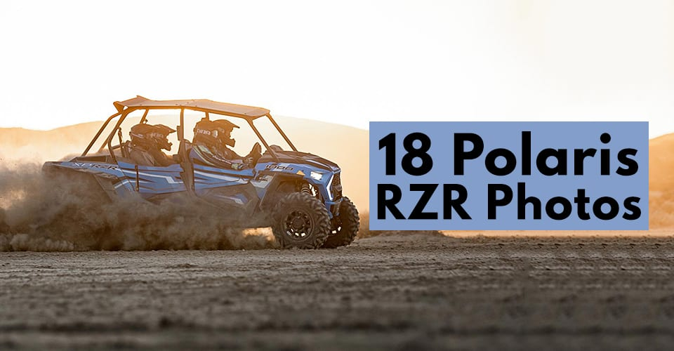 Polaris RZR Photos.