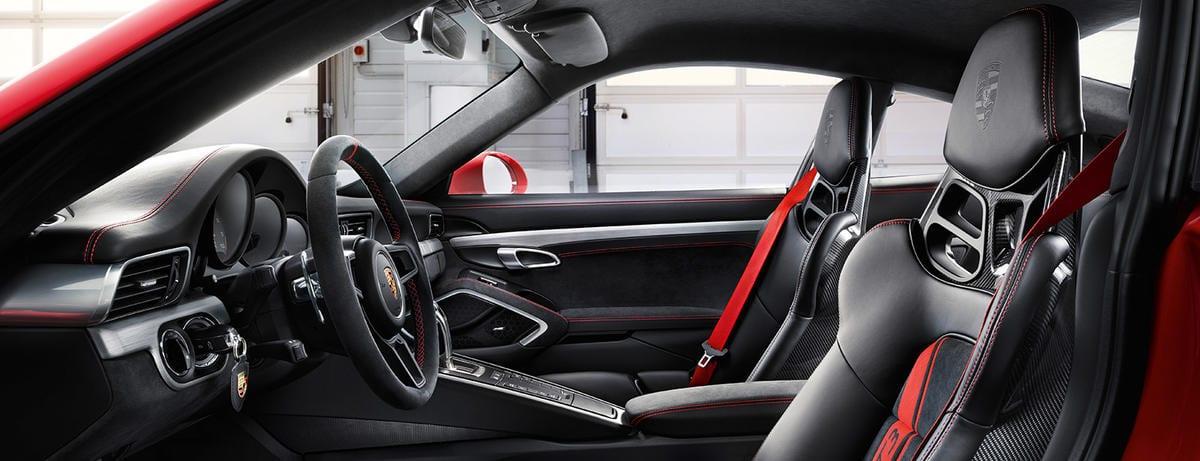 Porsche zoom interiors