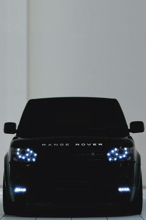 RANGE ROVER LUXURY CAR