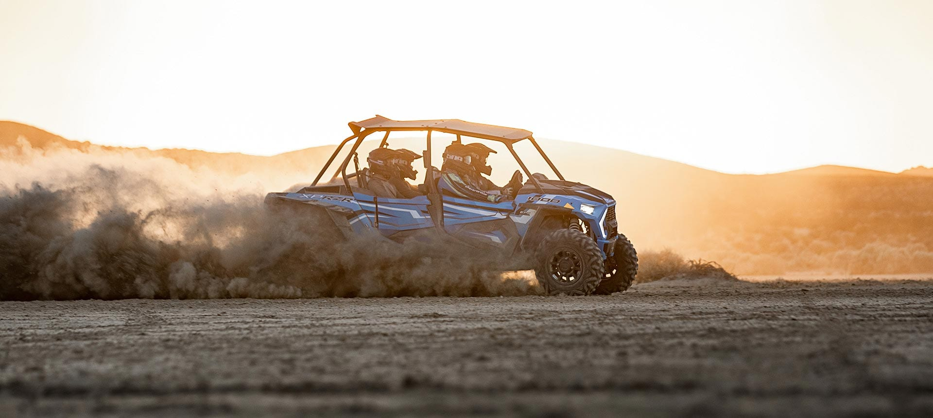 RZR XP 4 1000 4 SEATER OFFROAD VEHICLE