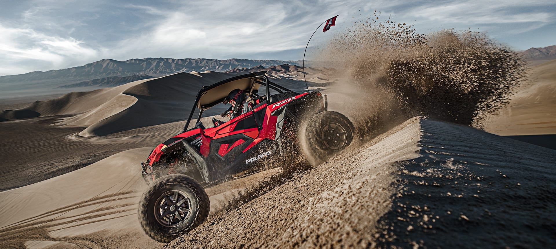 RZR XP TOURBO S EXTREME OFFROAD VEHICLE