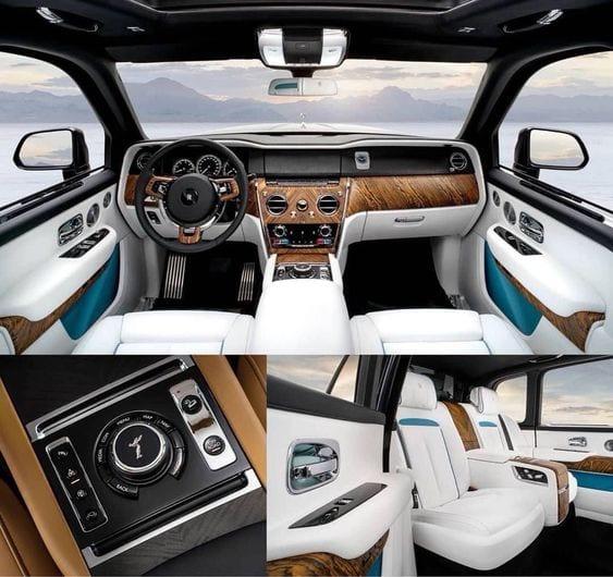 Rolls Royce Cullinan INTERIOR ⋆ Best Fashion Blog For Men