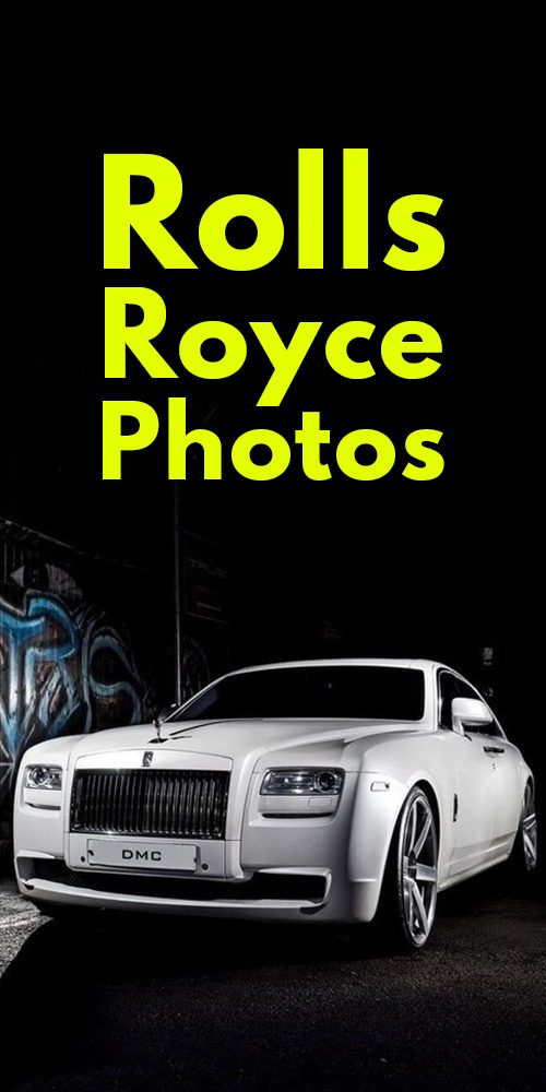 23 Superb White Rolls Royce Photos!