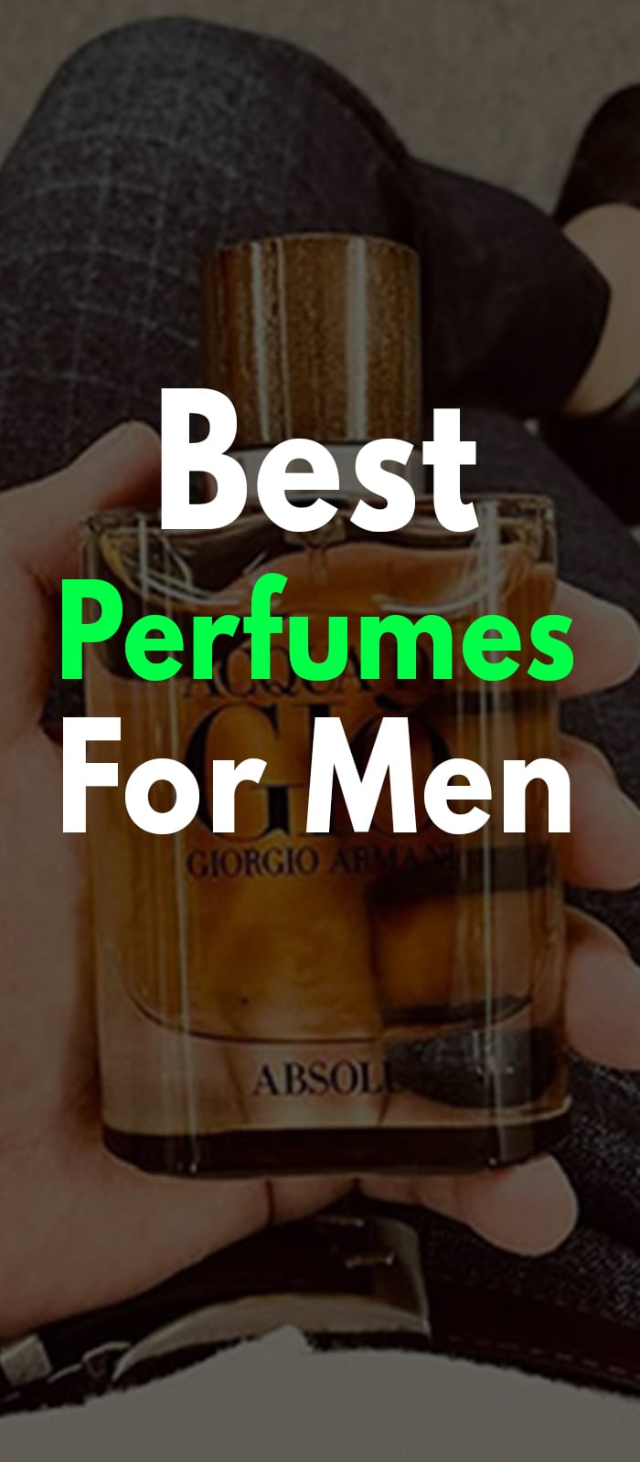 Aqua Di Gio EDP Perfumes for men !