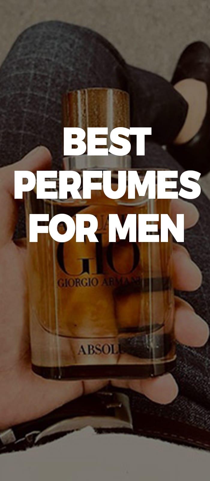 Aqua Di Gio EDP Perfumes for men to try