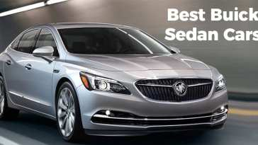 Best Buick Sedan Cars